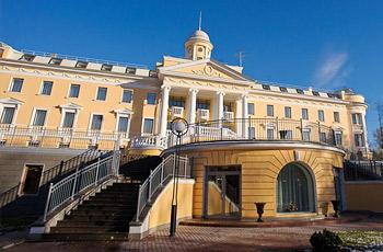 загородный спа отель Репино Резиденс отель и Спа