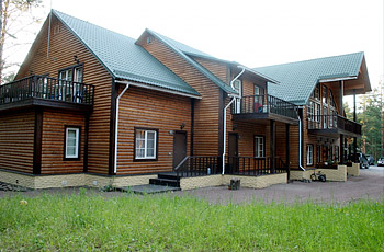 загородный отель, гольф-отель Несси